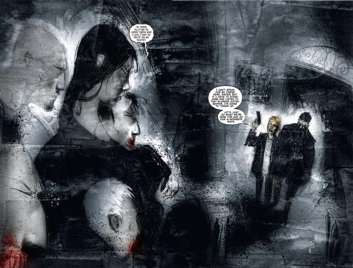 Horror Comic Review: 30 Days of Night   B u t t e r f l y ...
