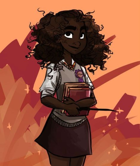 black-hermione-granger-fan-art-dellbelle39